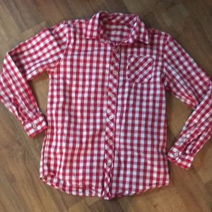 Arizona Boys Button Down size Large 14/16